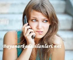 Bayanlara Telefon Numarası Bırakma